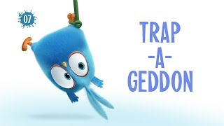 Angry Birds Blues | Trap   A   Geddon   S1 Ep7