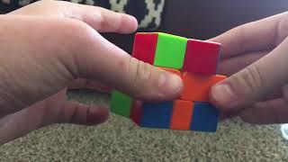 Both square one parity cases ( algorithms in the description ) - Video Youtube