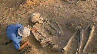 Снова найдены кости гигантов! Что это за раса?