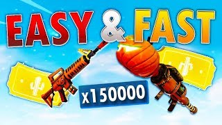 How To FARM TICKETS Easy & Fast! | 5000 A Day! | Fortnite Save the World
