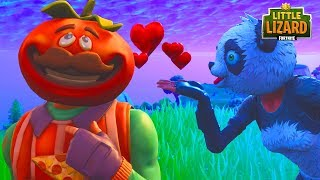 TOMATO HEAD FALLS IN LOVE - FORTNITE SHORT FILM
