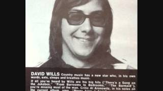 David Wills - You're all over this place