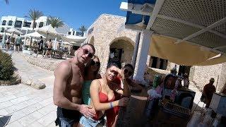 Первое утро в Sharm Plaza 5* / Египет, Шарм-Эль-Шейх