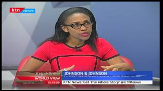 Vittorio Sereni-Country Manager talks about Johnson and Johnson opening in Nairobi