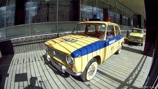 Автомобильный музей ГИБДД на Садовом кольце