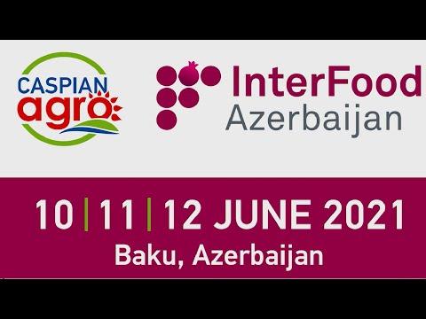 caspianagro Выставки Caspian Agro 2021 и..
