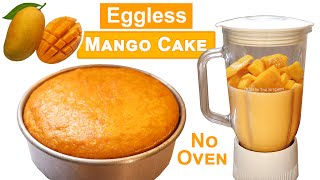can we make cake without baking powder and eggs
