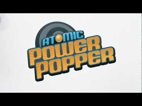 Youtube Video for Atomic Power Popper -  Shoot soft foam balls