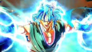 End of Z Super Saiyan Blue Evolution Burcol | Dragon Ball Xenoverse 2