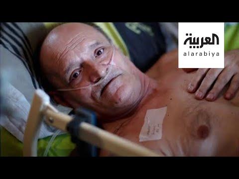 العرب اليوم - شاهد: فرنسي يقرر بث وفاته على