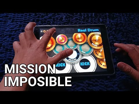 RealDrum - Mission Impossible