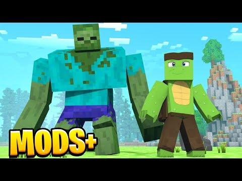 ADDING a new MOD EVERYDAY!  - Minecraft Mods+