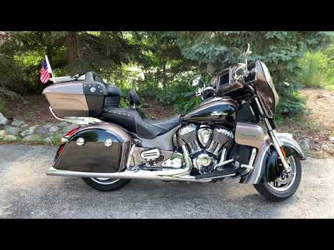 2019 Indian Roadmaster® ABS in Muskego, Wisconsin - Video 1