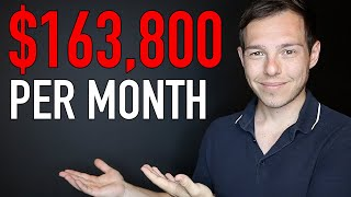 How I Built 7 Income Sources That Make $163,800 Per Month