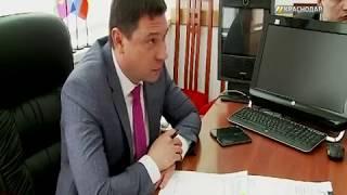 Евгений Первышов провел приём граждан по личным вопросам