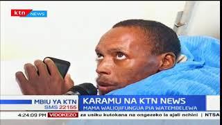 Wanahabari wa shirika la Standard watembelea wagonjwa hospitalini