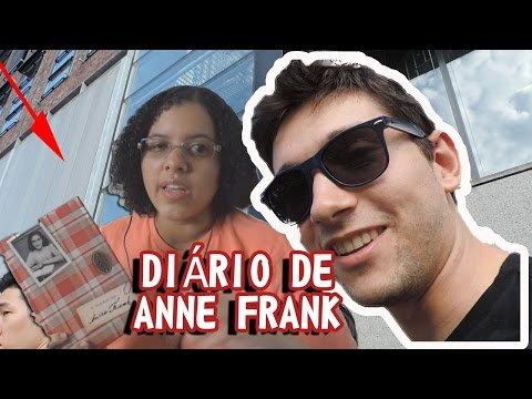 Reflexões | O Diário de Anne Frank Part 2 - Feat. Laise Lima (Boards e Books)