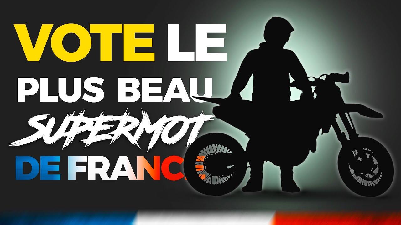 VOTE POUR LE PLUS BEAU SUPERMOT' DE FRANCE ! 🇫🇷