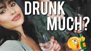 HOW MUCH WINE DOES IT TAKE TO GET DRUNK!? 😂