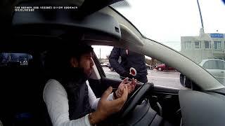 Полицейский к тебе нет уважения