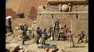 Neznáma história starovekého Egypta, Napoleon v Egypte, Champollion, Pyramídy