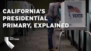 How to vote in the California presidential primary, explained