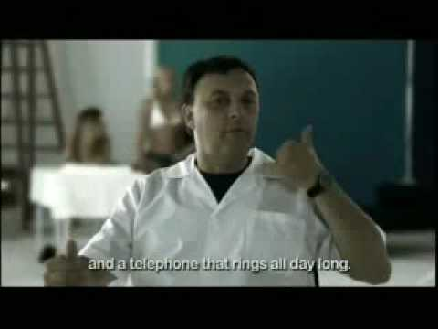 Funny Commercial for Dream Job: Massage Therapist
