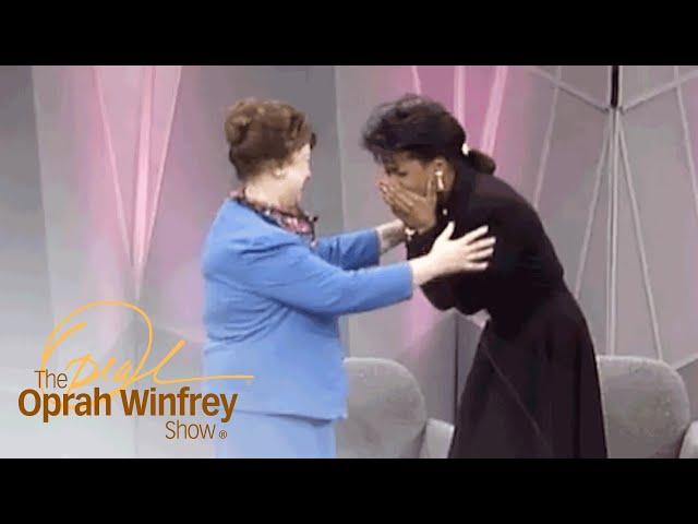 英語のOprah Winfreyのビデオ発音