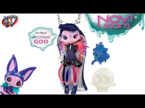 Novi Stars Tula Toned 2013 Toy Doll Review, MGA