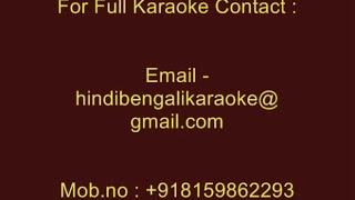 Bahut Pyar Karte Hain (Female Version) - Karaoke - Saajan (1991) - Anuradha Paudwal