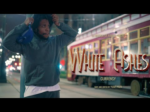 White Ashes <br>Feat. Harry Fraud<br><font color='#ED1C24'>CURREN$Y</font>