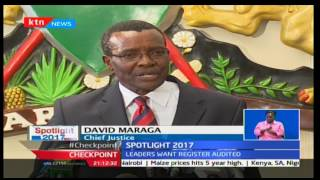 Checkpoint: Spotlight 2017 - Leaders want IEBC voters' register audited