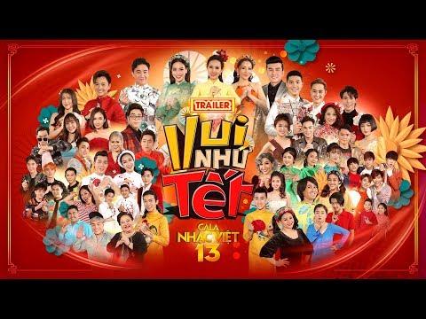 Gala Nhạc Việt 13 mừng Tết Kỷ Hợi 2019 với chủ đề Vui Như Tết