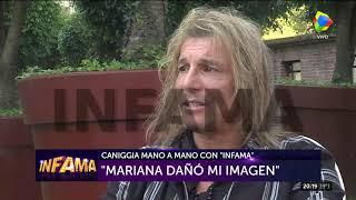 Claudio Caniggia Rompió El Silencio En Infama (Parte 3)