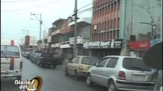 preview picture of video 'Programa diario del 4, Leonel Carrasco habla sobre la linea 3 del Metros de Sto. Dgo.'