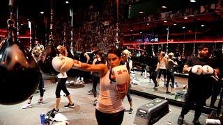 Inside the new boxing fitness craze for women