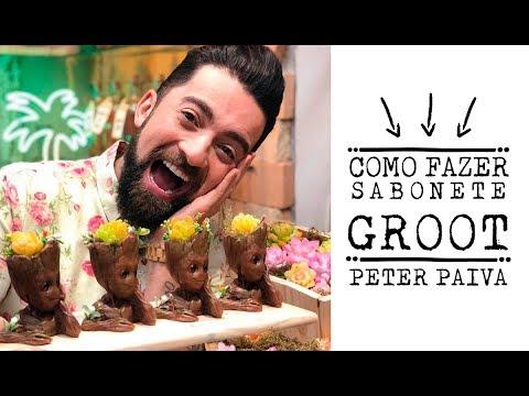 Sabonete Groot