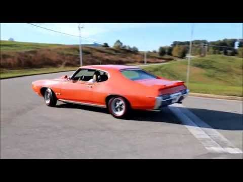 Video of '69 GTO (The Judge) - GHLH