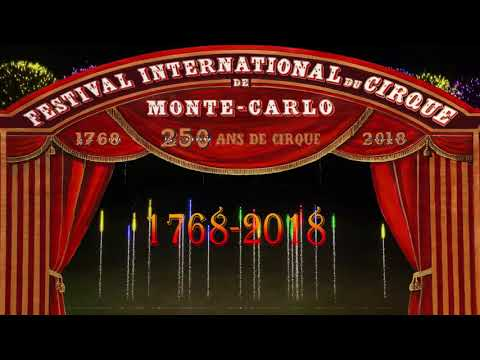 42ème Festival International du Cirque de Monte Carlo