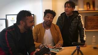 3T -  Fire + I Need You (session acoustique)