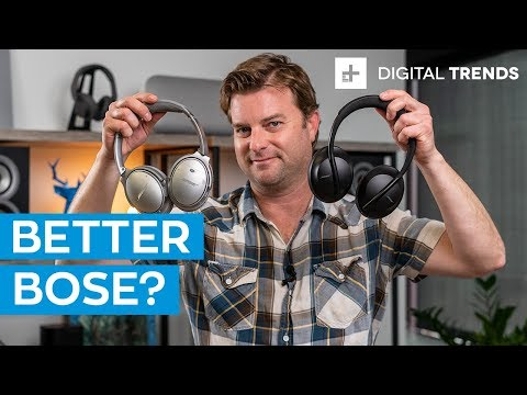 External Review Video pxEkbuoEDWI for Bose Noise Cancelling Headphone 700