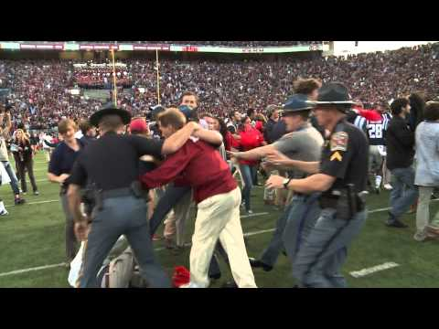 Mess With Nick Saban get Chokeslammed
