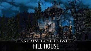 Обзор Модов на Skyrim Дом Вампиров #1 Finite House Vampire