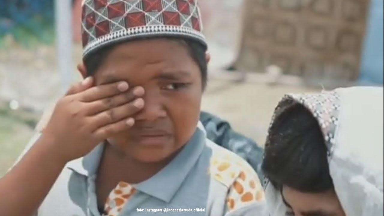 Image result for galang Anak Yatim Piatu Korban Gempa Palu