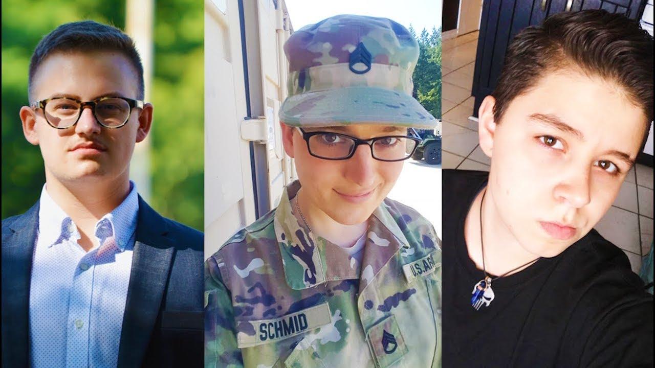 Transgender Soldiers Sue Trump thumbnail