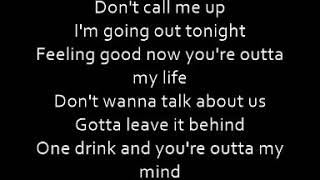 Mabel   Don`t Call Me Up Lyrics