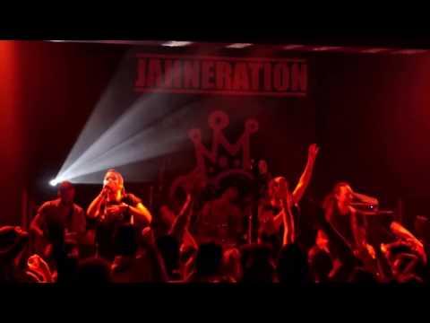 Jahneration   Reggae Love Antirouille Montpellier 22 04 2017