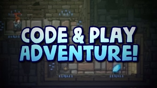 CODE & PLAY ADVENTURE!