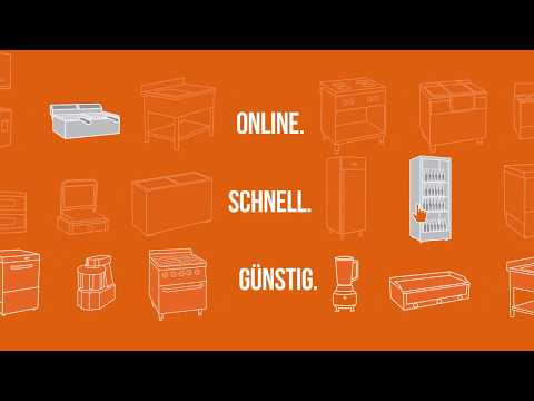 Gastronomiebedarf von GastroHero.de - Online. Schnell. Günstig.