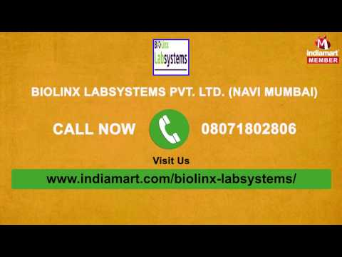 Corporate Video Of Biolinx Labsystems Private Limited